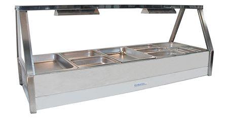 Bain Marie 5 tray
