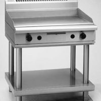 Gas Burner-Griddle - 900mm
