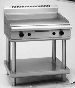 Gas Burner-Griddle - 900mm