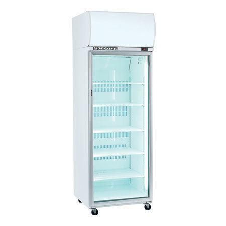 Refrigerator-Upright Refrigerator 1 Door (Glass) SKOPE