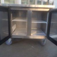 Under bar Freezers